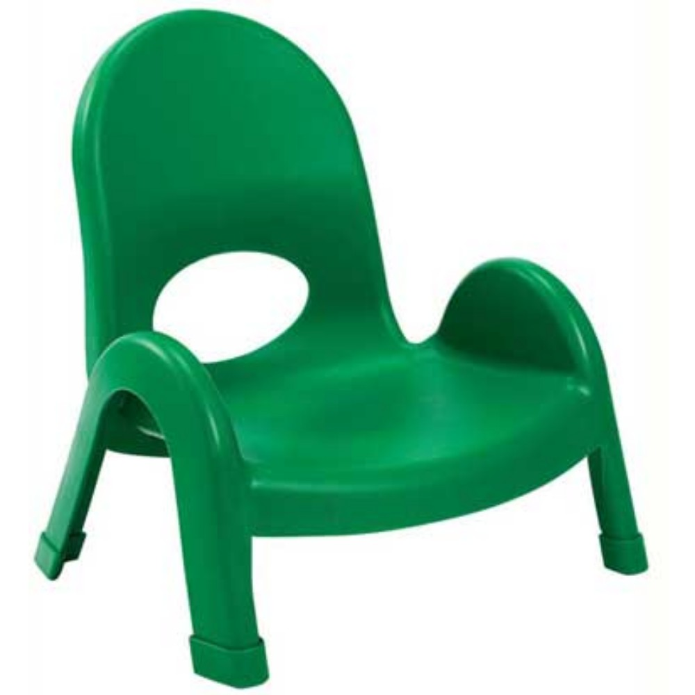 "Value Stack Chair 5"" -Shamrock Green"