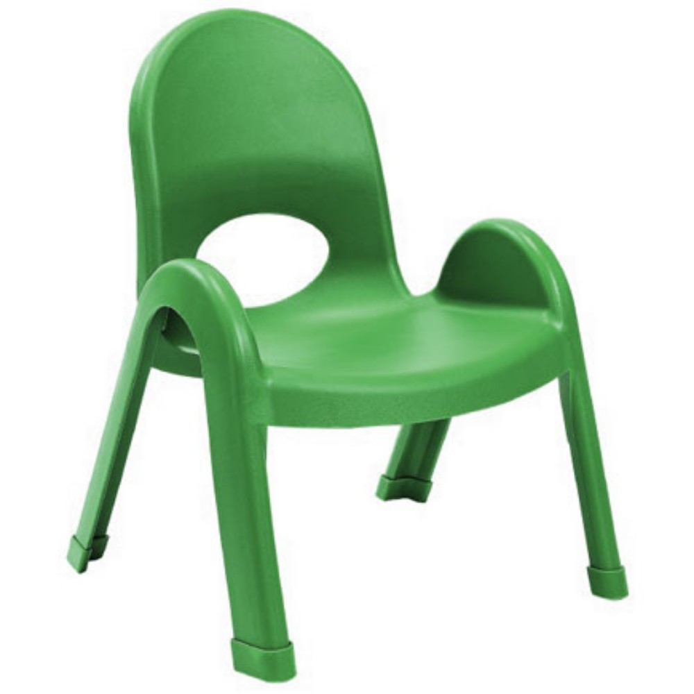 "Value Stack Chair 9"" -Shamrock Green"