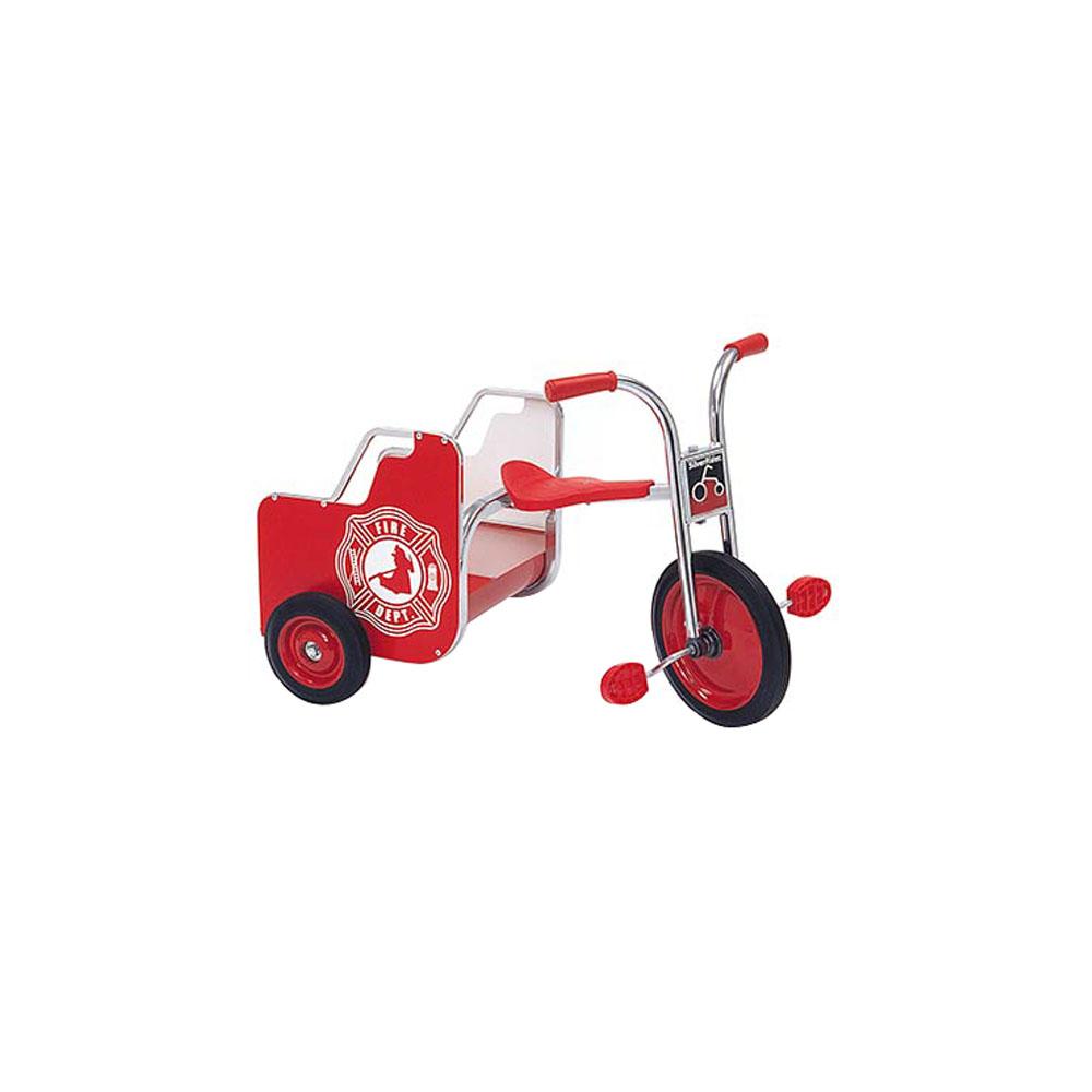 SilverRider Fire Truck Trike (Cargo)