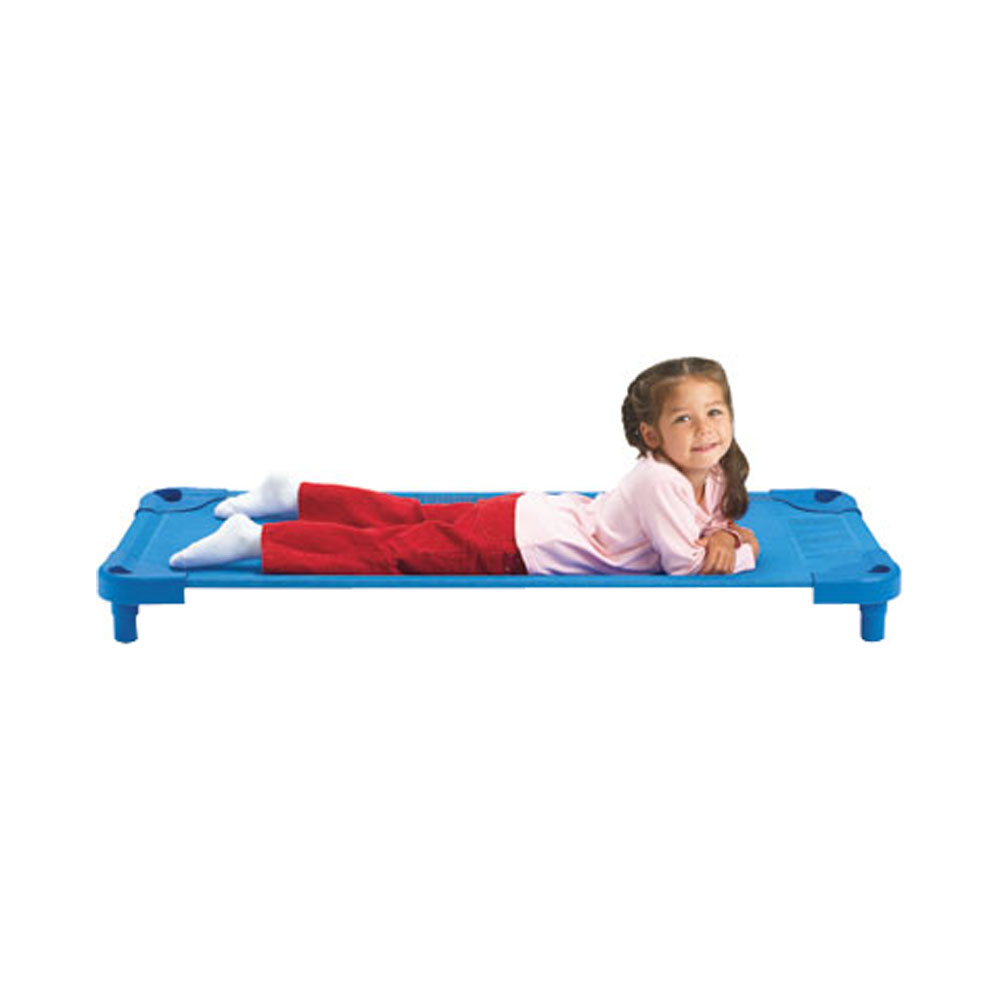 AngelesValue Line Cot Standard Cots 4-pack Assembled