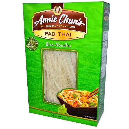 Annie Chuns Original Pad Thai Noodle (6x8 Oz)