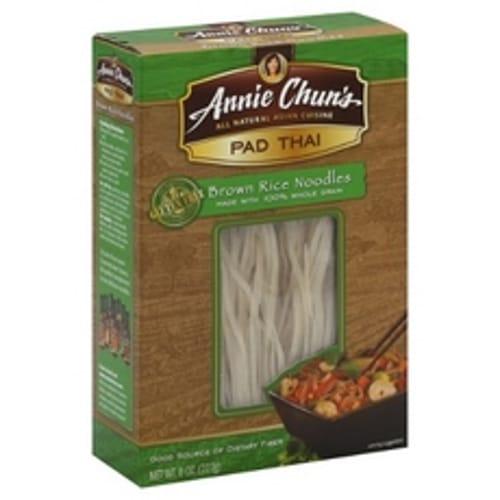 Annie Chuns Pad Thai Brown Rice Noodle (6x8Oz)