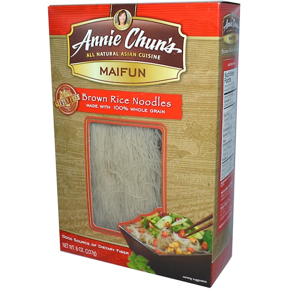 Annie Chuns Maifun Brown Rice Noodle (6x8OZ )