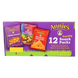Snack Pack - Organic - Variety ( 6 - 12 CT )