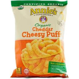 Cheese Puffs Cheddar ( 12 - 4 OZ )