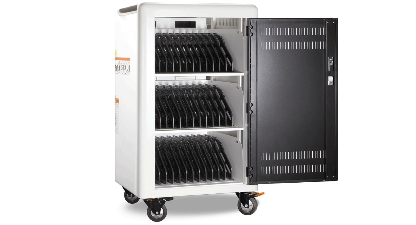 Anywhere Charging Cart 36-Bay For Chromebooks AC-PLUS