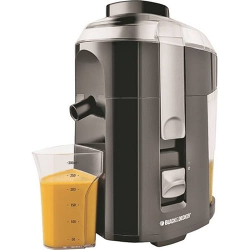 BD Juice Extractor Black