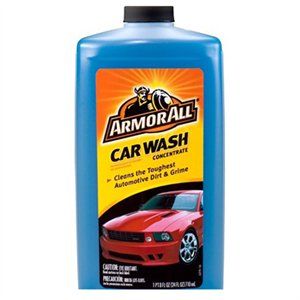 CAR WASH LIQUID CONC 24 OZ