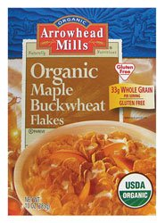 Cereal - Maple Buckwheat Flakes ( 6 - 10 OZ )