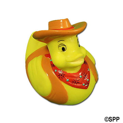 Rubber Duck, Career Cowboy Duck