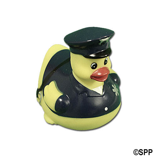 Rubber Duck, Career Police Duck