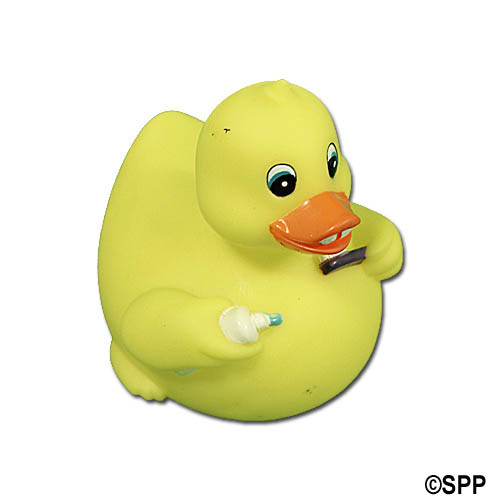 Rubber Duck, Career Pearly White Duck