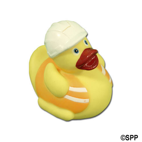 Rubber Duck, Career Constuction Duck