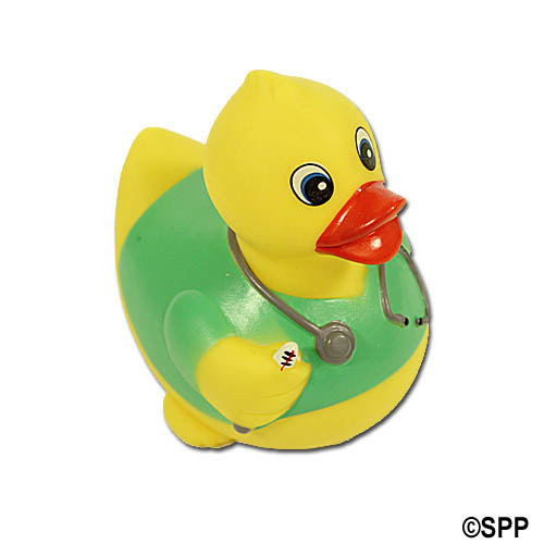 Rubber Duck, Career Nurse Duck