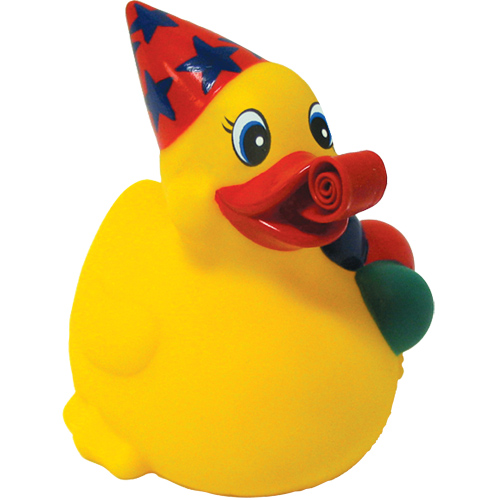 Rubber Duck, Career Party Duck