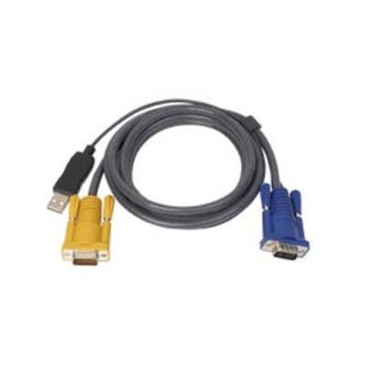 10' PS2 to USB KVM Cable