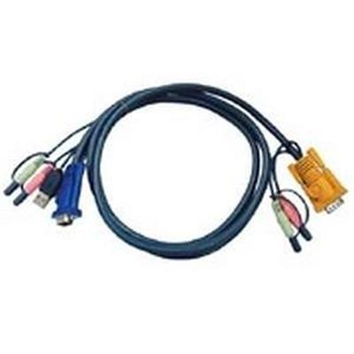 10' USB KVM Cable