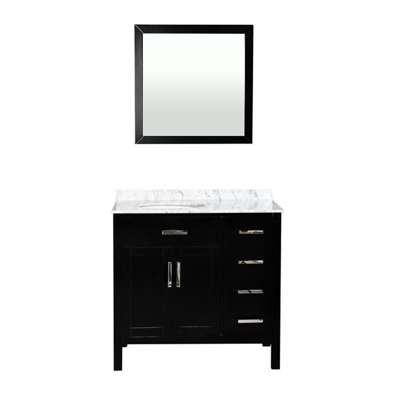 "Bathroom Vanity - ""Ashland"" Single Sink"