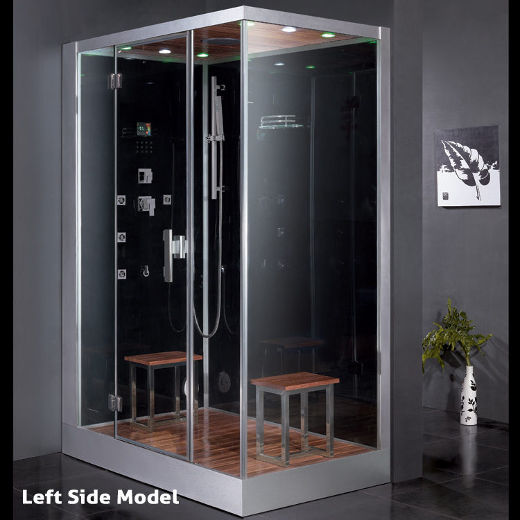 Steam Shower (Left) - Ariel Platinum