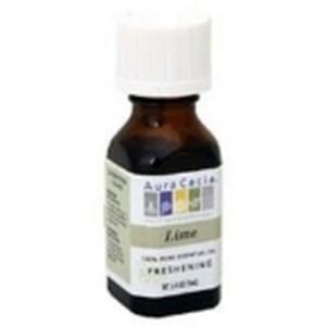 Aura Cacia Lime Essential Oil (0.5Oz)