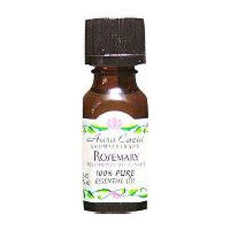 Aura Cacia Rosemary Essential Oil (1x0.5Oz)