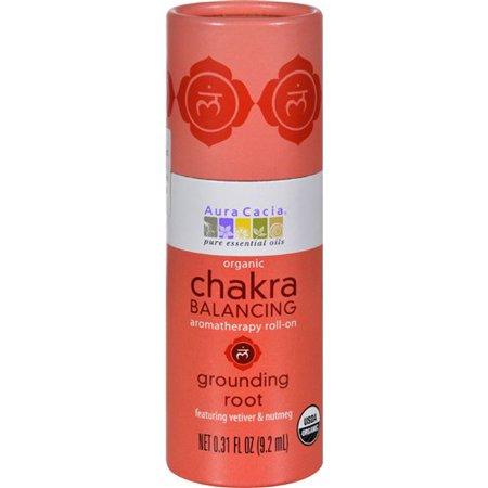 Aura Cacia Chakra Balance Grounding (1x031OZ )
