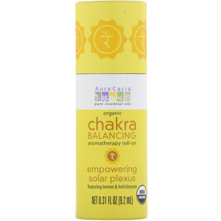 Aura Cacia Chakra Balance Empowering (1x031OZ )