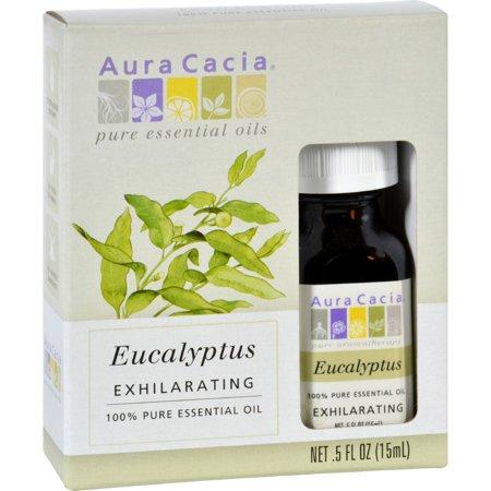 Aura Cacia Essence Oil Eucalyptus (3x05OZ )