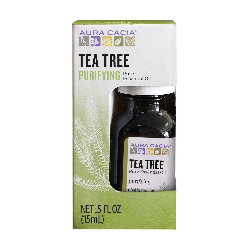 Aura Cacia Essence Oil Tea Tree (3x05OZ )