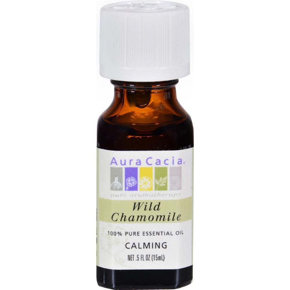 Aura Cacia - Wild Chamomile Calming Oil ( 1 - .5 FZ)