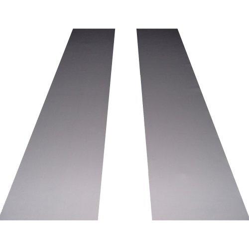 "Protector Strips 20' x 23"", 2-Pack - Gray"