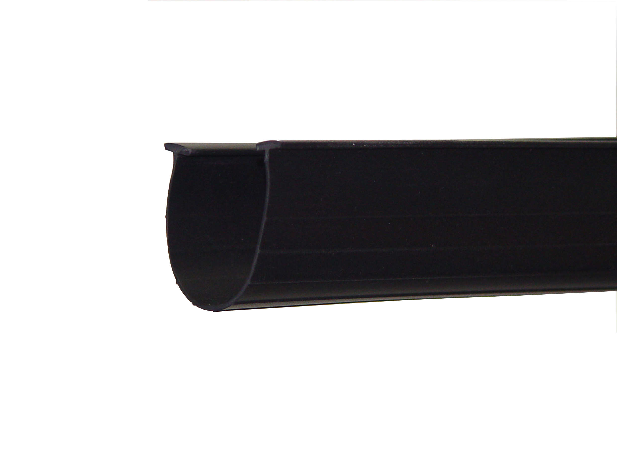 "10' ProSeal™ Residential Garage Door Replacement U-Shaped Bottom Seals with two 3/8"" T-Ends"