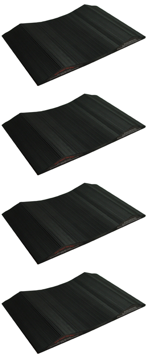"10"" Park Smart® Tire Saver™ Ramps, Set of 4"