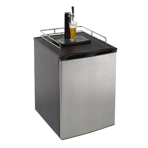 Avanti Keg Beer Dispenser with CO2 Tank