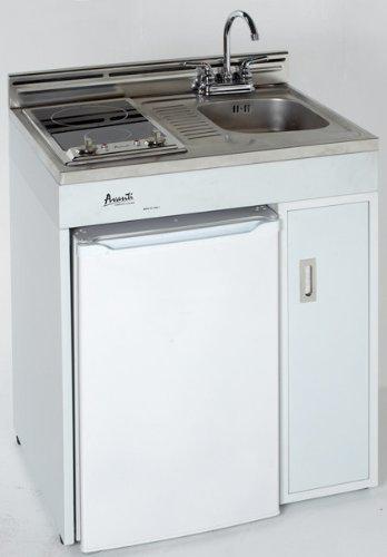 """Avanti 30"""" Wide Compact Kitchen 110 Volt"""