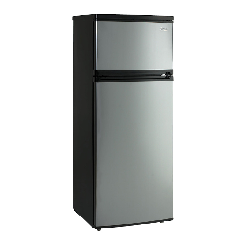 Avanti 7.4 Cu. Ft. 2 Door Refrigerator Platinum