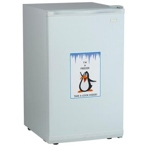 Avanti 2.8 Cu. Ft. Vertical Freezer White