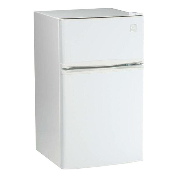 Avanti 3.1 Cu. Ft. 2 Door Cycle Refrigerator White