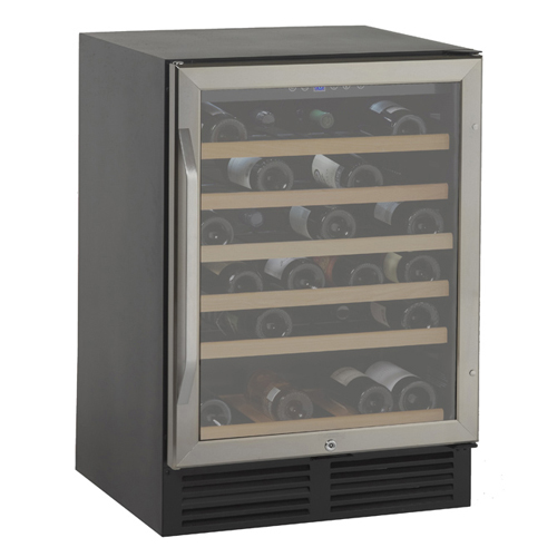 Avanti 50 Bottle Built-In Wine Cooler