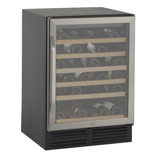 Avanti 50 Bottle Built-In Wine Cooler