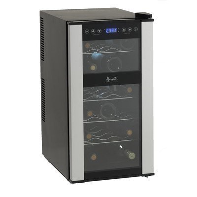 18 Bottle Dualzone wine cooler