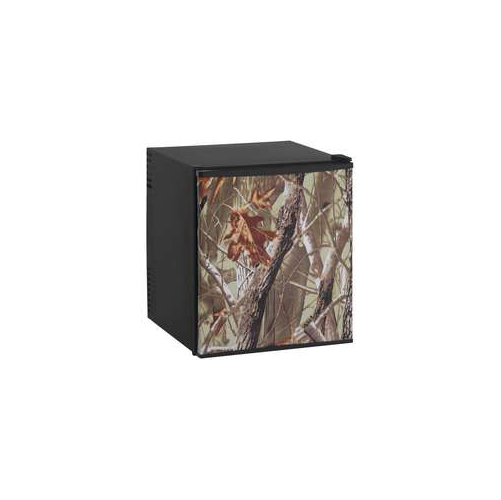 1.7 cu ft Refrigerator With Camouflage Wrapped Door