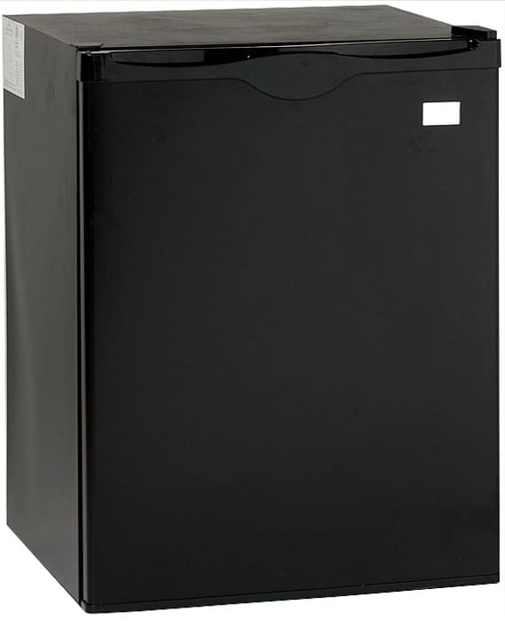 2.2 Cu. Ft. Energy Star All Refrigerator, Black