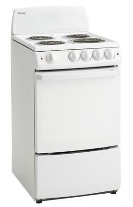 "20"" Electric Range (Ceran Top)"