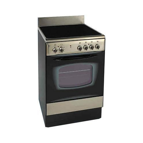 "24"" Electric Range (Ceran Top)"