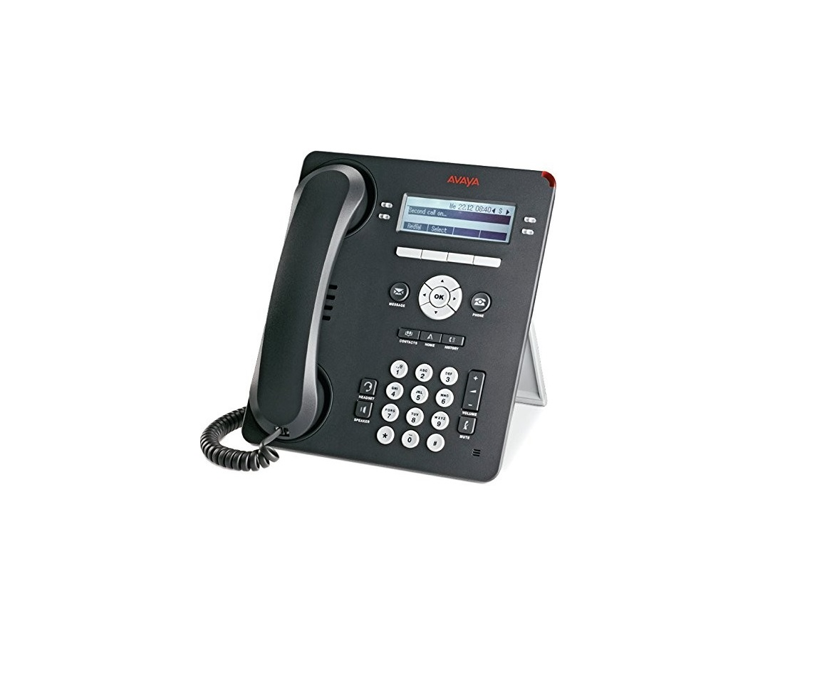 Avaya 9504 Digital Deskphone For the Avaya IP Office 7.0 or Higher Charcoal Gray 700508197