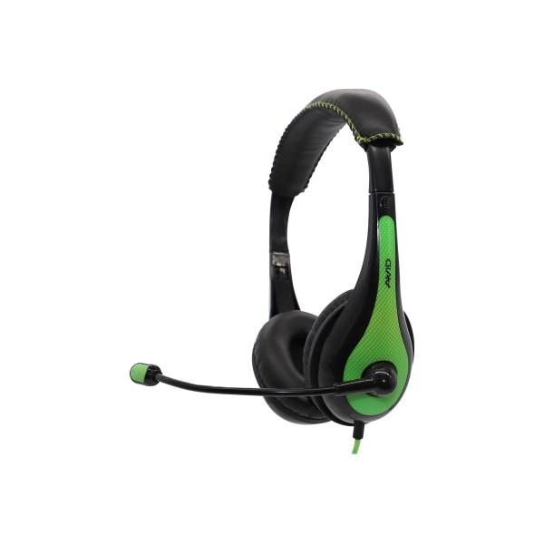 Single Plug Microphone Headset