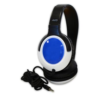 Durable headphone Blue