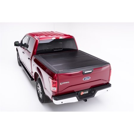 04-14 F150 SUPER CREW W/O TRACK SYSTEM 5FT 6IN BAKFLIP F1 TONNEAU COVER