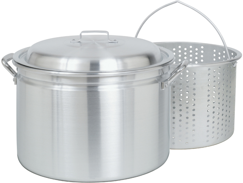24 Quart Aluminum Stockpot